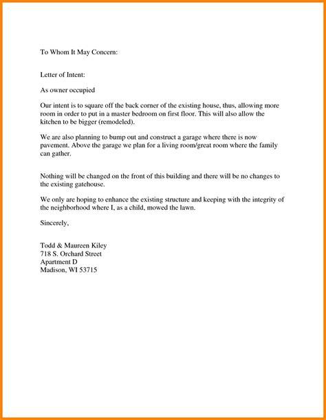 formal business letter     concern theveliger