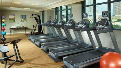 Gyms Hiring Front Desk by Atlanta Fitness Omni Atlanta Hotel At Cnn Center