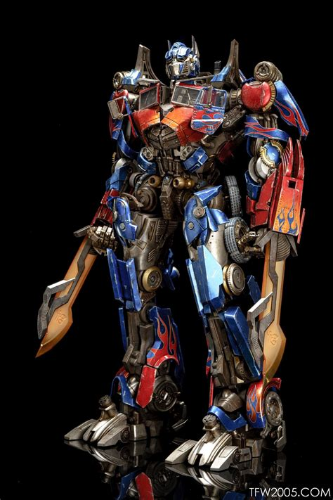 transformer optimus prime 3a transformers optimus prime in gallery transformers news tfw2005