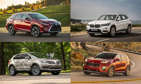 Safest Crossovers 2016 by Safest Suvs In America 187 Autonxt