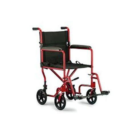 invacare 19 quot transport wheelchair folding lightweight