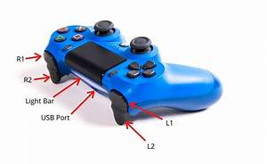Helpful Beginners Guide To The Playstation 4 Controller
