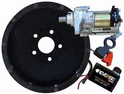 Reverse Voyager Gear Motor Trike Motorcycle Kit