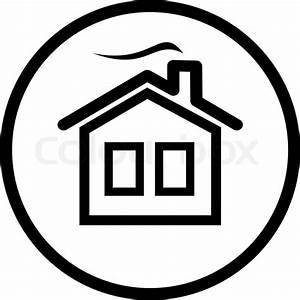 Minijob Von Zu Hause : vektor icons von zu hause vektorgrafik colourbox ~ Lizthompson.info Haus und Dekorationen