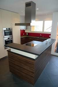Küche Mit Kochinsel : k che mit kochinsel wohnmacher ~ Michelbontemps.com Haus und Dekorationen