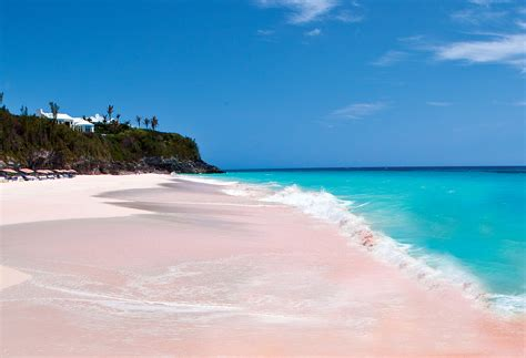 Pink Sands Beach Harbour Island Bahamas Feel The Planet