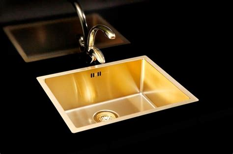 gold kitchen sink faucet gold kitchen sink and tap kitchen sinks east anglia
