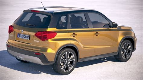 2019 Suzuki Vitara by Suzuki Vitara 2019