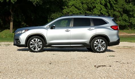 Subaru Ascent Review by Just Right 2019 Subaru Ascent Limited Test Drive