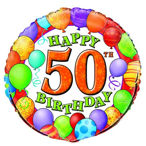 Library of 50th birthday banner jpg png files Clipart Art 2019