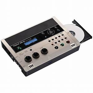 Roland CD-2u « Digital Recorder