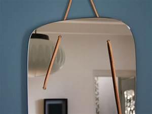 Miroir Grande Taille : miroir vintage design fauveau maison simone ~ Farleysfitness.com Idées de Décoration