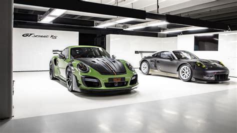 Porsche 911 Turbo Gt by Techart Porsche 911 Turbo Gt Rs 2019 Wallpaper Hd