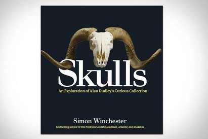 Macabre Skull Picture Books