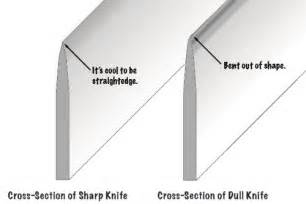 razor sharp kitchen knives how to sharpen knifes with a sharpening howto