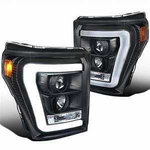 2000 Ford F350 Headlights