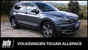 Monospace Volkswagen : 2018 volkswagen tiguan allspace essai un suv aux prestations de monospace youtube ~ Gottalentnigeria.com Avis de Voitures