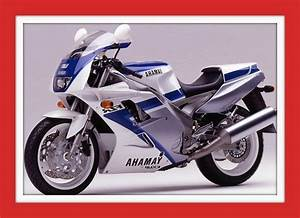 Yamaha Fzr 1000 89 90 91 92 93 94 95 Repair Service Manual