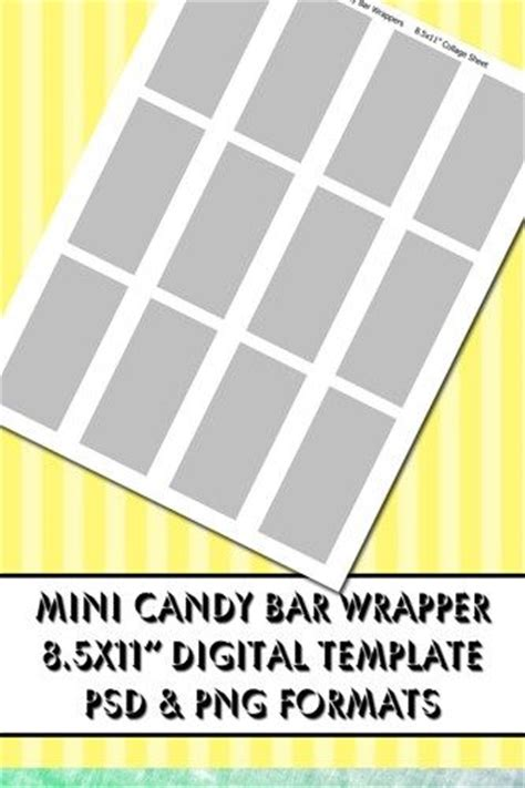 free mini bar wrapper template bar wrappers bar wrappers and bars on