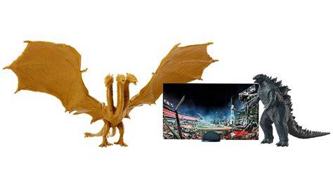 Godzilla 2019 Toys From Jakks Pacific