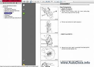 Nissan Pickup D21 Series Service Manual Repair Manual