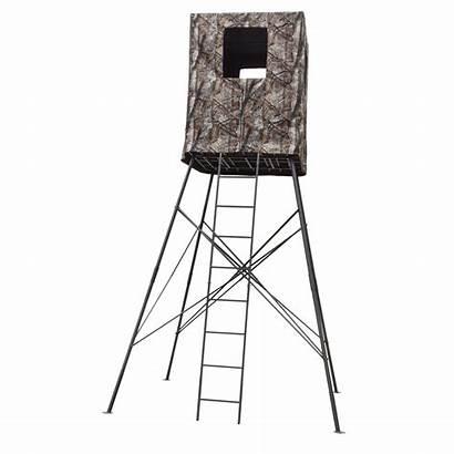 Dog Quad Pod Stand Tower Deer Tripod