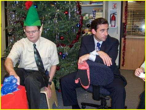 full sized photo of the office season 2 christmas party 42