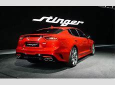 Image 2018 Kia Stinger, 2017 Seoul auto show, size 1024