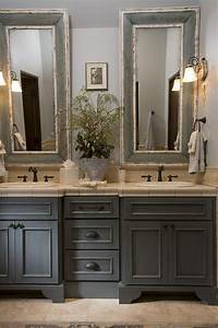 best 25 french country bathrooms ideas on pinterest With kitchen colors with white cabinets with rustic bathroom wall art