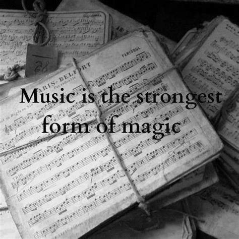 music is the strongest form of magic pictures photos and