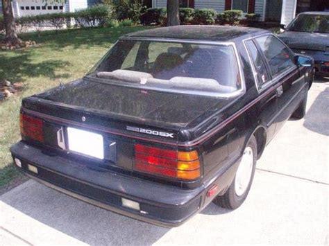 1984 Datsun 200sx by Sean1978 1984 Nissan 200sx Specs Photos Modification