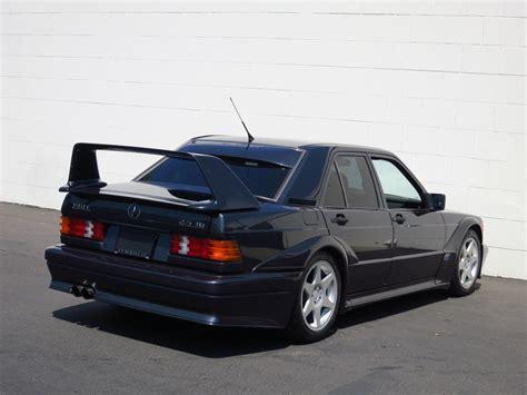 Mercedes 190 e 2.5 16v evolution ii. 1990 Mercedes-Benz 190E EVO II for sale #98511 | MCG