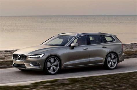 Volvo V60 2018 Review Autocar