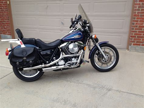 1989 Harley-davidson Fxrs Low Rider Convertible
