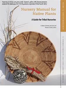 Usda Usfs Nursery Manual For Native Plants