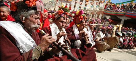 ladakh festival ladakh jammu  kashmir india