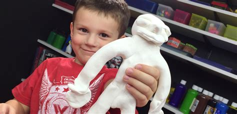 How To Sculpt A Person For Young Artists - Art For Kids Hub