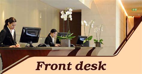 front desk clerk george daphney human resource services recruitment 2017