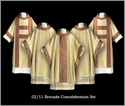 vestments  deacons bench