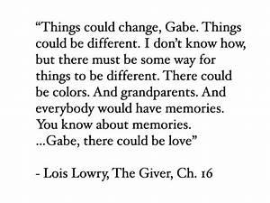 The Giver I Loved This Book As A Kid U0442u043du0454 Gu03b9u03bdu0454u044f