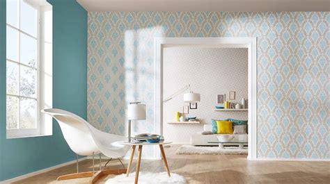 tendance papier peint chambre papier peint tendance 50 idées pour une maison moderne
