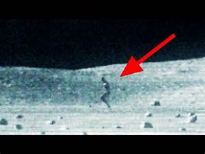 5 Most Mysterious Photos Caught By NASA On The Moon - YouTube
