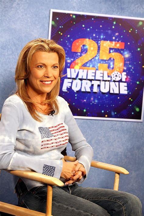 week wheel fortune celebrity vanna zimbio