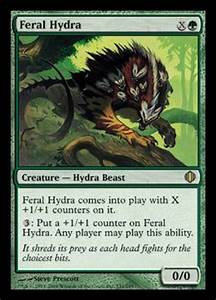 Vastwood Hydra | MAGIC 2014 Visual Spoiler