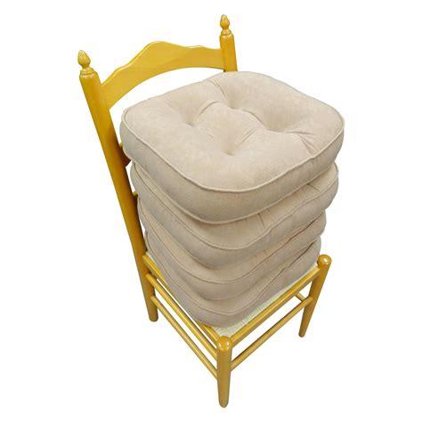 kitchen chair cushions  slip photo  kitchen ideas