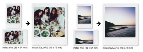 instax square sq instax photography fujifilm usa