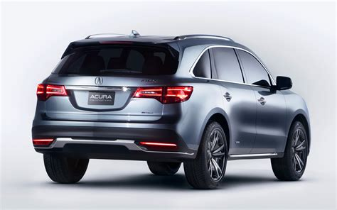 Www Acura Mdx 2014 by 2014 Acura Mdx Prototype