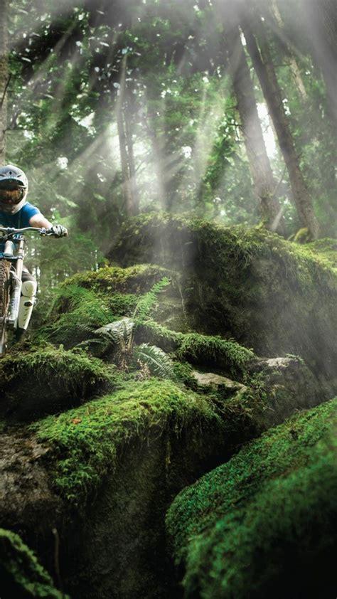 extreme mountain bike wallpaper