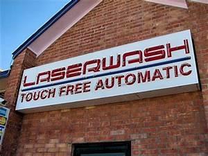 Laserwash touch free automatic Spring Creek Car Wash