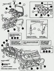 2002 Mustang V6 Spark Plug Wire Diagram